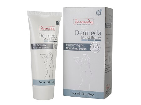 Dermeda Moist Butter Moisturising & Nourishing Lotion