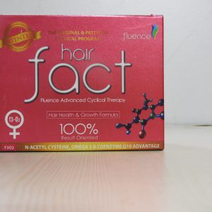 HAIR FACT - F3O2 - Capsules for female hair loss treatment